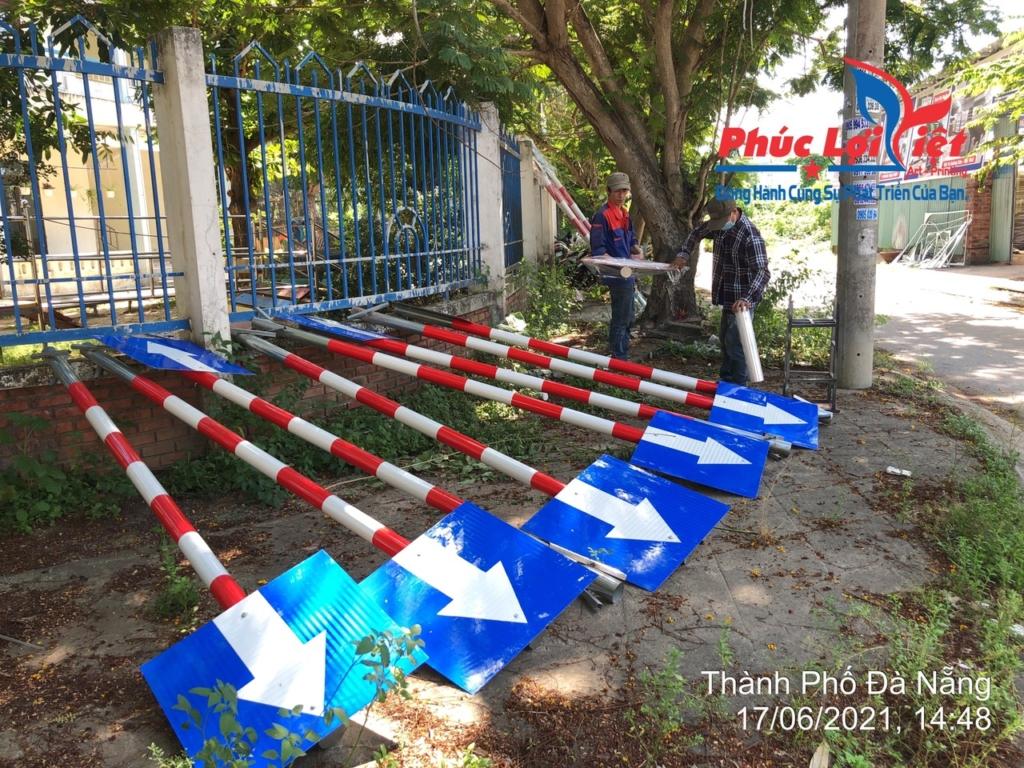 Cung cấp bảng chỉ dẫn tại Đà Nẵng.
