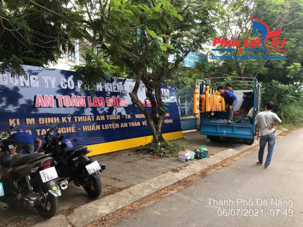 Ứng dụng của công nghệ Cắt khắc CNC Alu chữ nổi trong làm bảng hiệu tại Đà Nẵng