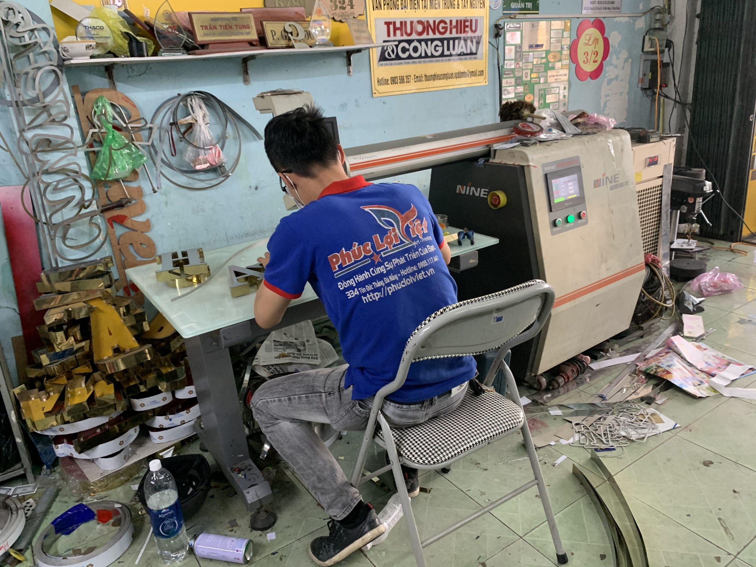 thi công Inox tại Đà Nẵng