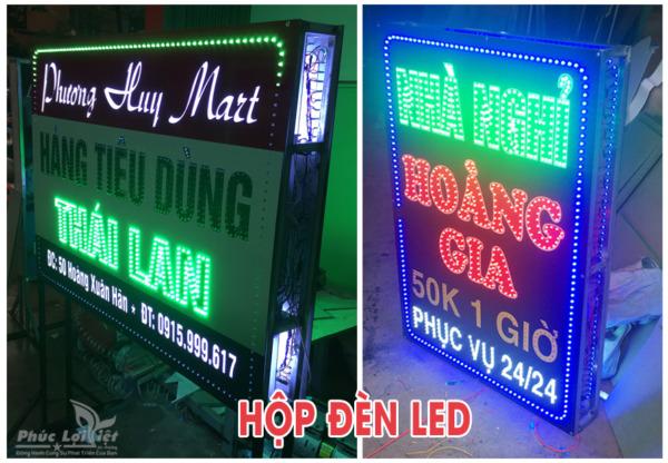 Thiết Kế Biển Quảng Cáo Hộp đèn Tại Đà Nẵng (10)