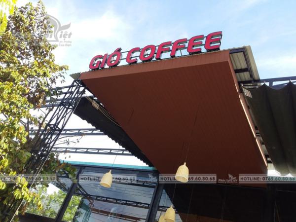 Thi công bảng hiệu quảng cáo tại Hòa Xuân, Đà Nẵng