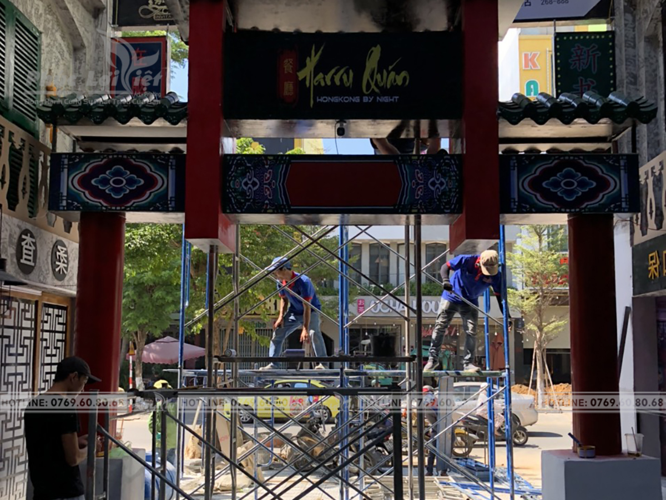 Thi Cong Tron Goi Quan Cafe Tai Da Nang (10)
