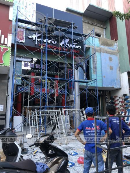Thi Cong Tron Goi Quan Cafe Tai Da Nang (12)