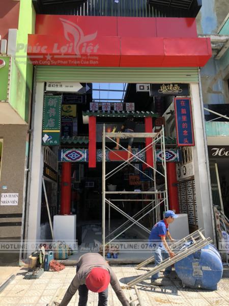 Thi Cong Tron Goi Quan Cafe Tai Da Nang (8)