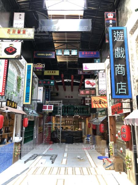 Thi Cong Tron Goi Quan Cafe Tai Da Nang (9)
