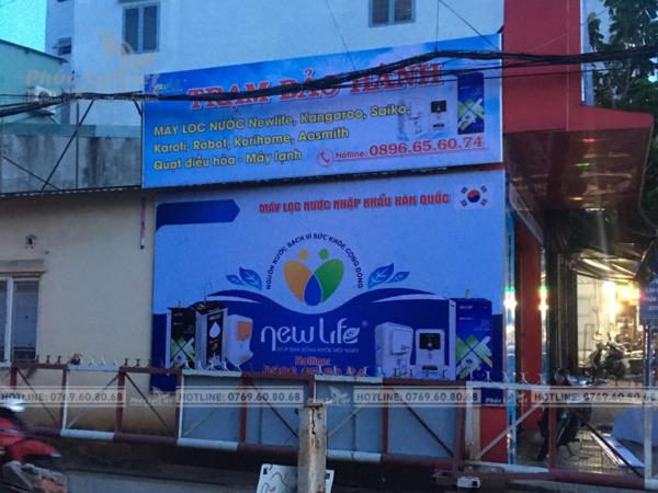 Thi công showroom cửa hàng tại Thanh Khê, Đà Nẵng