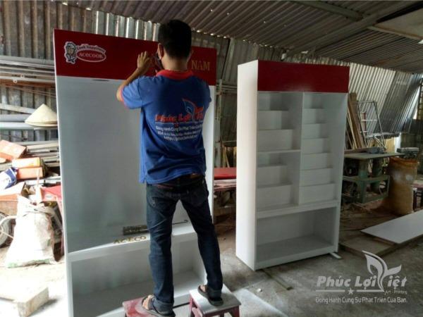 Thi công tủ gỗ công nghiệp tại Đà Nẵng