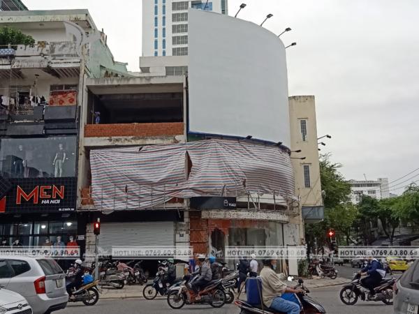 thi công nội thất nhà hàng gà rán tại Đà Nẵng