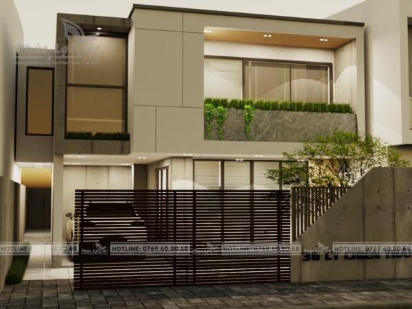 thiết kế nội thất nhà phố tại Thanh Khê, Đà Nẵng