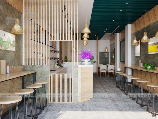 Thiet-ke-noi-that-quan-tra-sua-tai-da-nang (2)thiết kế nội thất quán trà sữa tại Đà Nẵng