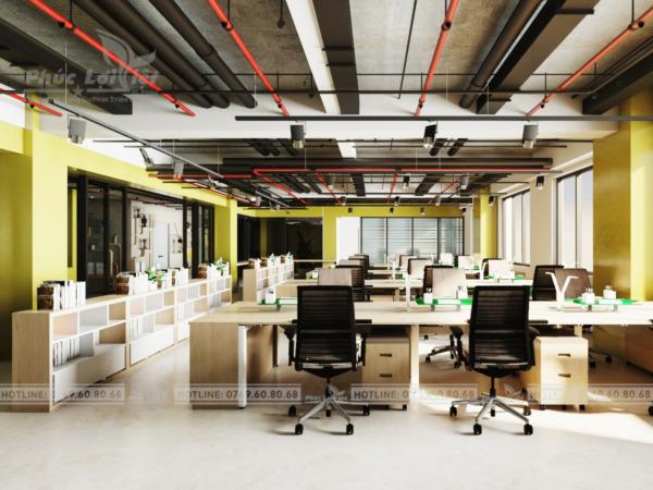 thiết kế nội thất văn phòng tại Đà Nẵng