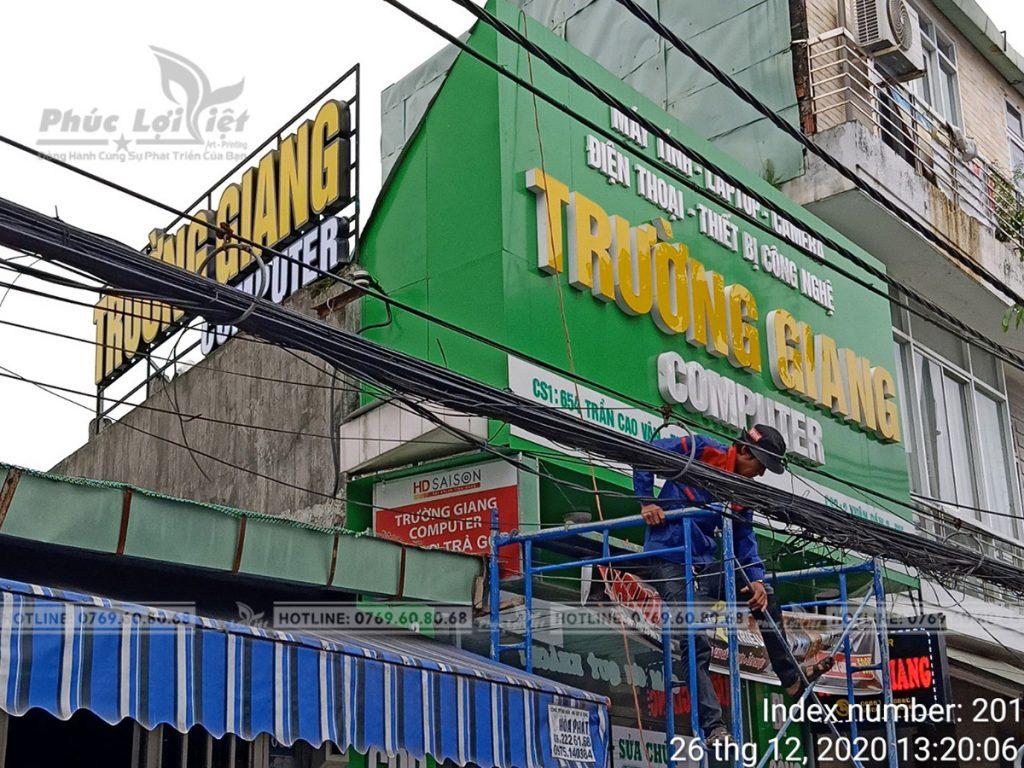 thi công bảng hiệu quảng cáo tại Đà Nẵng.
