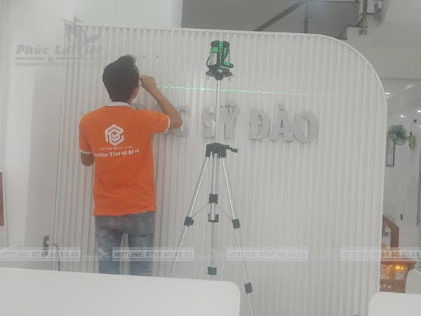thi công bảng hiệu quảng cáo nha khoa tại Đà Nẵng