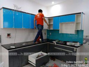 Thi Cong Tu Bep Go Cong Nghiep Tai Da Nang (11)thi công tủ bếp gỗ công nghiệp tại Đà Nẵng