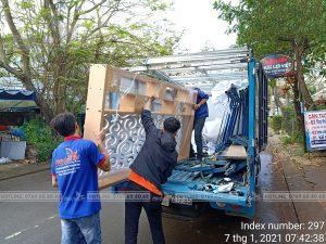 thi công tủ bếp gỗ công nghiệp tại Đà Nẵng