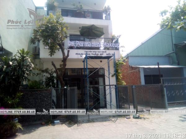 Thi công bảng hiệu quảng cáo tại Sơn Trà, Đà Nẵng