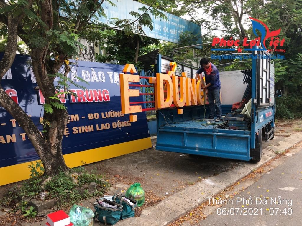 Chữ Meca chất lượng tại Đà Nẵng.